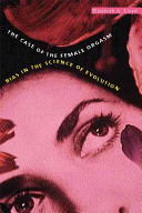 Book cover of The case of the female orgasm : bias in the science of evolution