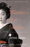 Book cover of Memoirs of a geisha : a novel