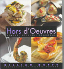 Book cover of Hors d'oeuvres