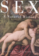 Book cover of Sex : a natural history