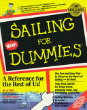 Book cover of Sailing for dummies