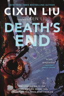 Book cover of Death's end