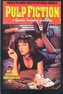 Book cover of Pulp fiction : a Quentin Tarantino screenplay