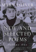 Book cover of New and selected poems