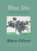 Book cover of Blue iris : poems and essays