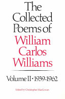 Book cover of The collected poems of William Carlos Williams