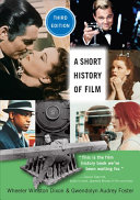 Book cover of A short history of film