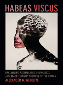 Black book cover with artistic depiction of a human head.