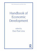 Handbook of economic development