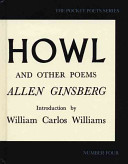 Book cover of Howl, and other poems