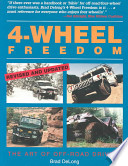 4-wheel Freedom The Art of Off-road Driving