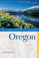 Book cover of Oregon