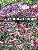 Book cover of Perennial garden design