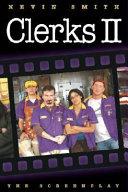 Book cover of Clerks II screenplay