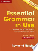 essential grammar in use fourth edition without answers