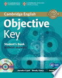Objective Key student's book and workbook+cd rom