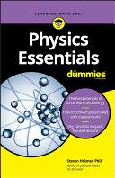 Book cover of Physics essentials