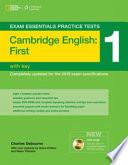 Cambridge English Exam Essentials Practice Tests