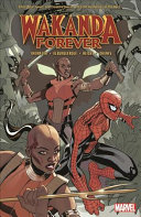 Book cover of Wakanda forever