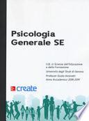 Psicologia generale SE