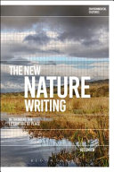 Book cover of The new nature writing : rethinking the literature of place.
