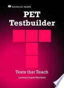 PET TestbuilderPET Testbuilder