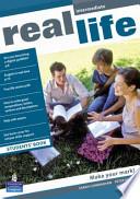 Real Life Global Intermediate Students Book + workbook