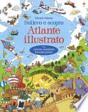 ATLANTE ILLUSTRATO - CON LINGUETTE