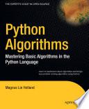 Python Algorithms Mastering Basic Algorithms in the Python Language