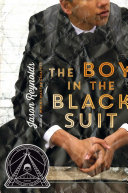 Book cover of The boy in the black suit