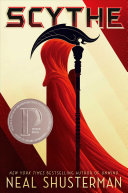 Book cover of Scythe