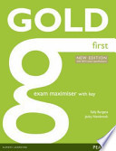 Gold first certificate. New edition. Exam maximiser with key. Con espansione online