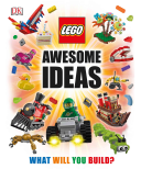Book cover of Lego awesome ideas