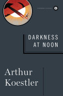 Book cover of Darkness at noon