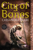 Book cover of City of bones