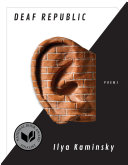 Book cover of Deaf republic : poems