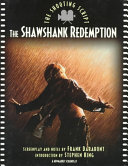 Book cover of The Shawshank redemption : the shooting script