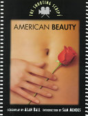 Book cover of American beauty : the shooting script