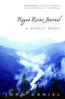 Book cover of Rogue River journal : a winter alone
