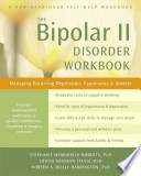 The Bipolar II disorder workbook