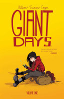 Book cover of Giant days