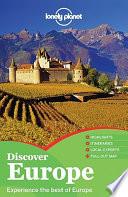 discover europe lingua inglese
