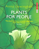Book cover of Plants for people