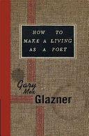 Book cover of How to make a living as a poet