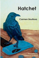 Book cover of Hamartia = hatchet