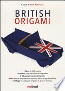 British origami. Con gadget