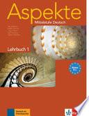 ASPEKTE MITTELSTUFE DEUTSCH, LEHRBUCH 1