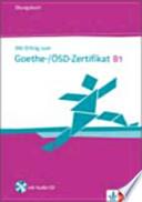 Goethe-/OSD-Zertifikat B1 con CD