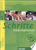 Schritte international - Kursbuch + Arbeitsbuch, Niveau A1.1