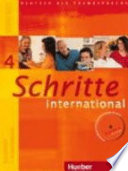 Schritte international - Kursbuch + Arbeitsbuch, Niveau A2.2